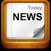 오늘의 뉴스 (모바일 newspaper 모음)