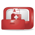 Patient Records Doctor ON GO icon