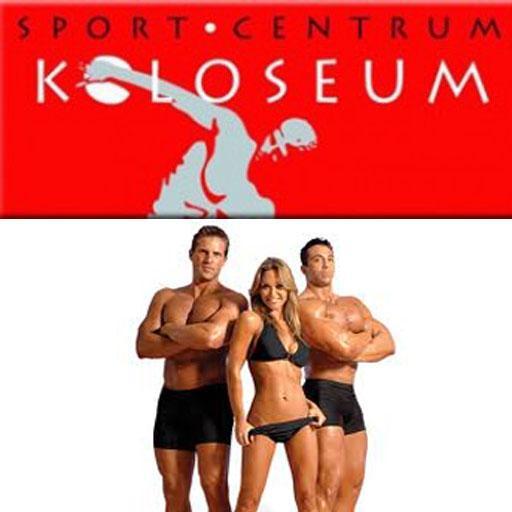 Fitness Koloseum Plzeň LOGO-APP點子