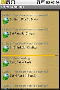 Shirdi Saibaba Temple - screenshot thumbnail