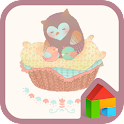 Soft Owl dodol launcher theme icon
