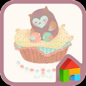 Soft Owl dodol launcher theme