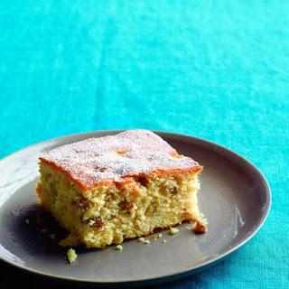 Apple-Pecan Cake