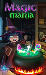 Magic Mania screenshot