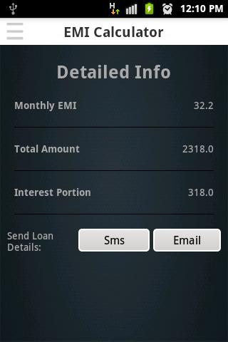 【免費財經App】Smart EMI Calculator-APP點子