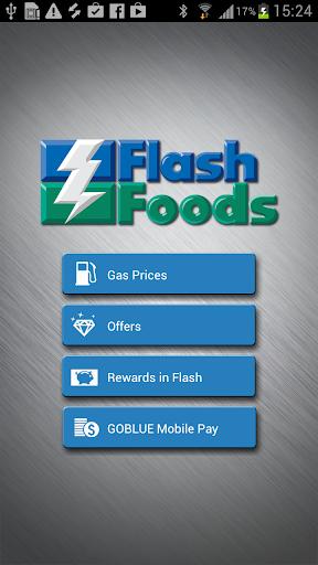 Flash Foods Mobile