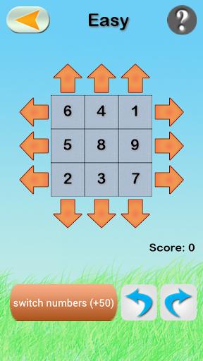 Logic Puzzle - Sixteen