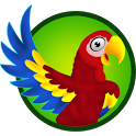 Talking Parrot Free icon