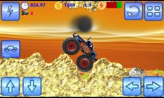 Screenshot of Truck adventure free