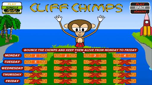 Cliff Chimps