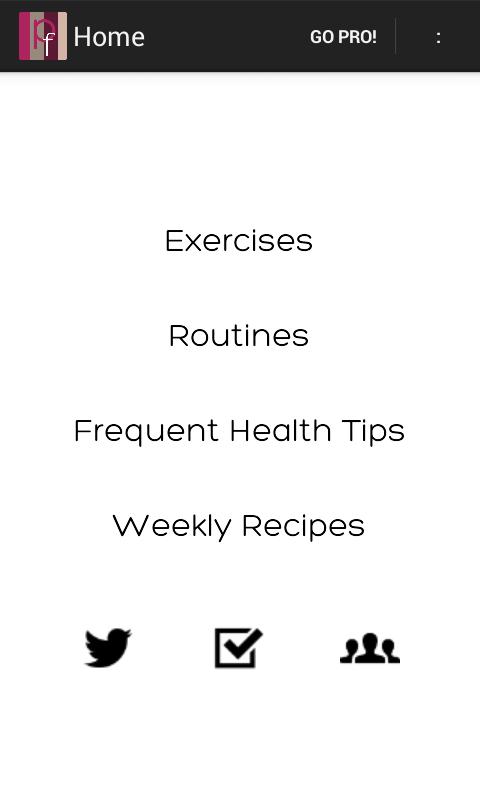Women's Purse Fitness- screenshot