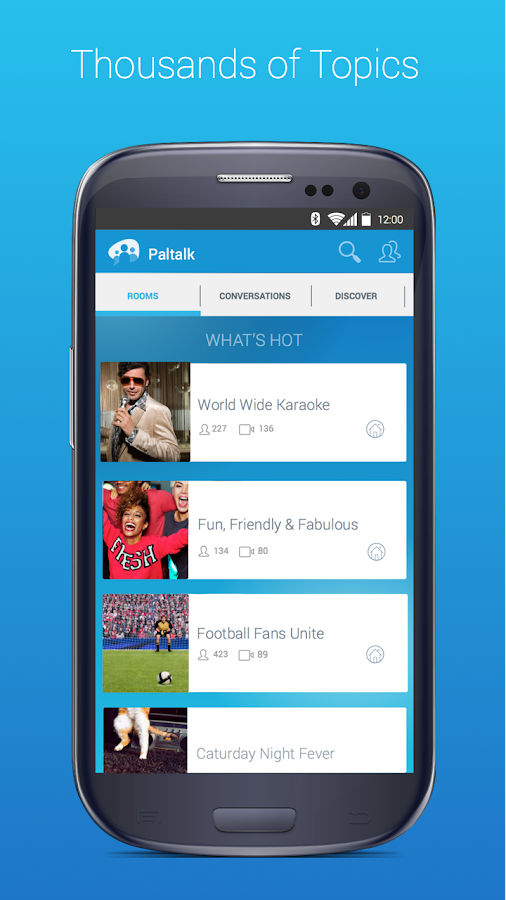 Paltalk - Free Video Chat - screenshot