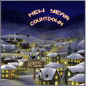 Happy New year 2013 Countdown icon