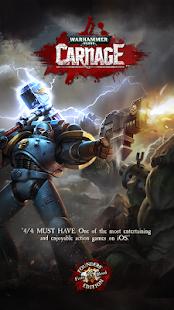 Warhammer 40,000: Carnage - screenshot thumbnail