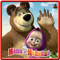 Masha and The Bear Video icon