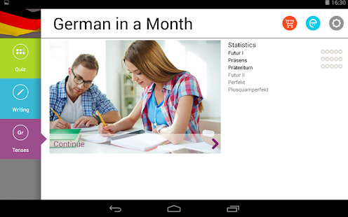 German in a Month - screenshot thumbnail