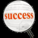 위젯-성공 명언 Free icon