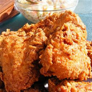 Triple-Dipped Fried Chicken