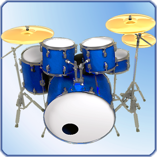 音乐のDrum Solo HD (Ad free) ドラムキット LOGO-HotApp4Game
