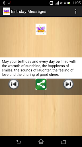 Birthday Messages