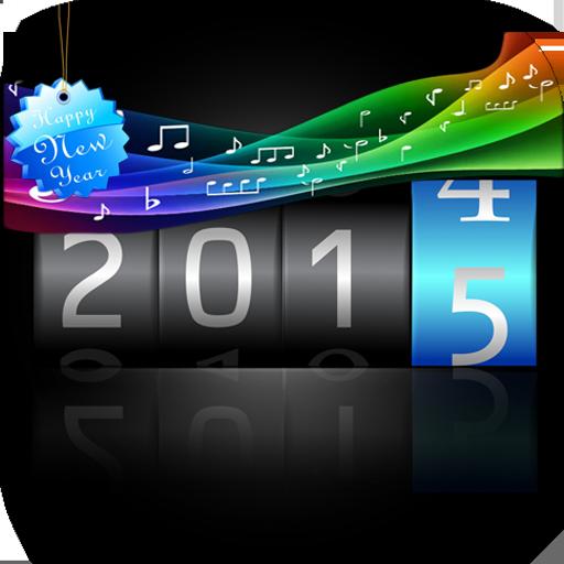 新的一年的铃声2015年 LOGO-APP點子