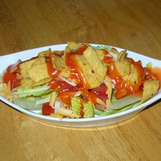 Spicy Mexican Salad.