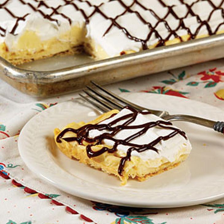 Eclair Cake Recipe