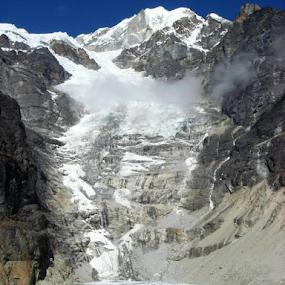 by Ashish Bikram Thapa - Landscapes Mountains & Hills