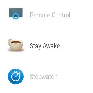 Wear - Stay Awake