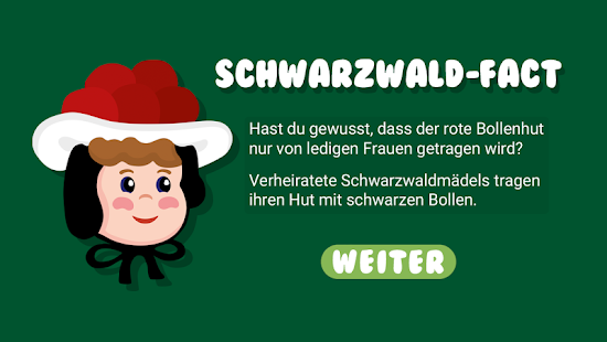 Schwarzwaldmarie- screenshot thumbnail