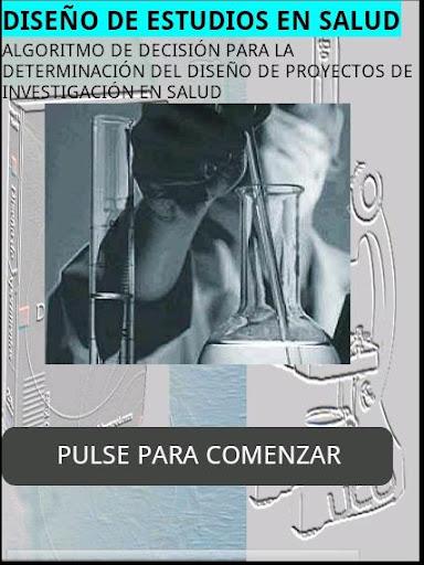 DISEÑO DE ESTUDIOS EN SALUD