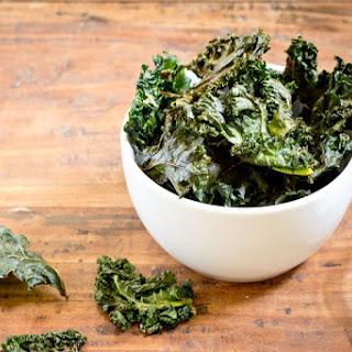 Easy Kale Chip.