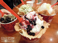 ColdStone酷聖石頂級冰淇淋
