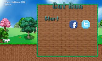 Screenshot of Cat Run
