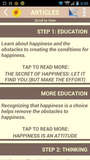 【免費健康App】Happy Habits: Choose Happiness-APP點子