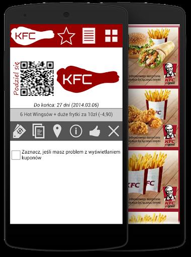 KFC Kupony Polska