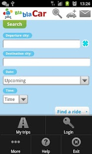 BlaBlaCar - easy Ridesharing - screenshot thumbnail