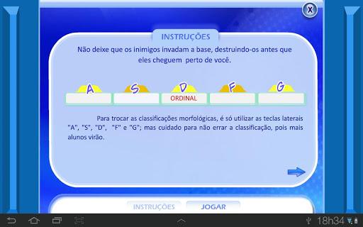 【免費教育App】Classes Gramaticais-APP點子