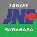 Tarif JNE - Surabaya icon