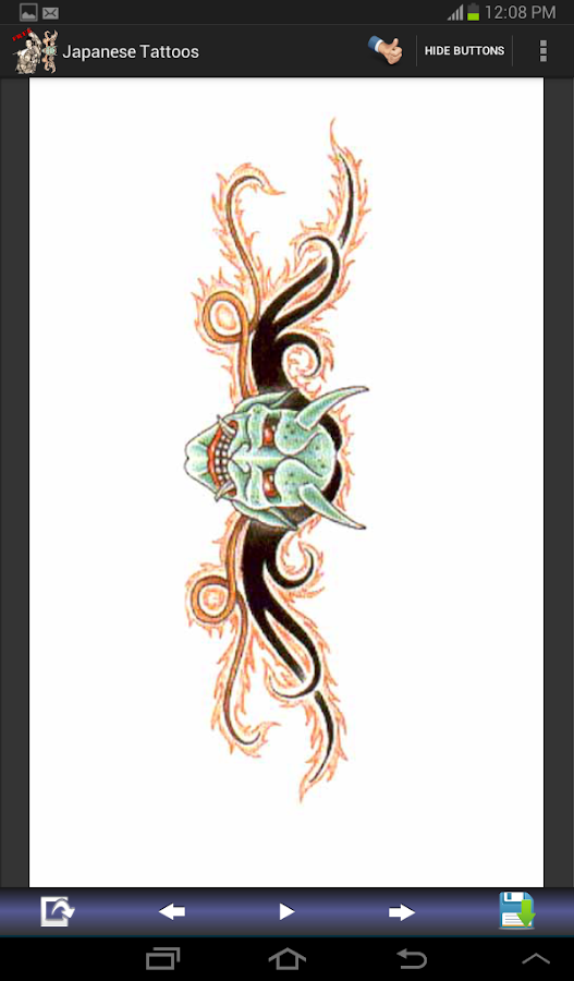 Japanese tattoo designs android apps auf google play