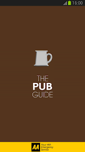 2014 AA Pub Guide - screenshot thumbnail