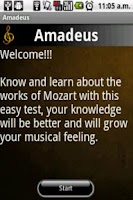 Screenshot of AmadeusW
