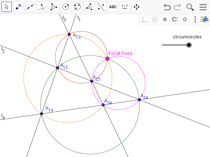 GeoGebra Math Apps- screenshot