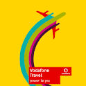 Vodafone Travel Ireland logo