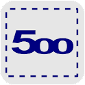 kuc.500 for 500px logo