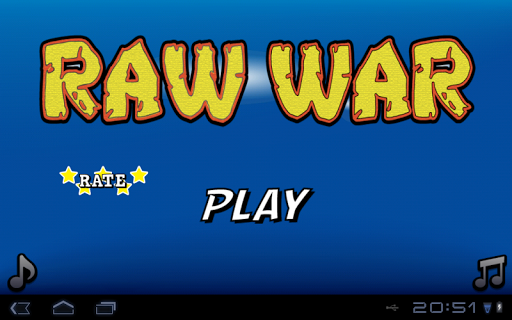 【免費策略App】Raw War Trial-APP點子