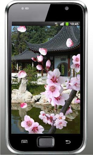 Asia Garden Live Wallpaper