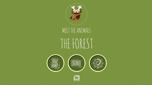 Meet The Animals: The Forest.