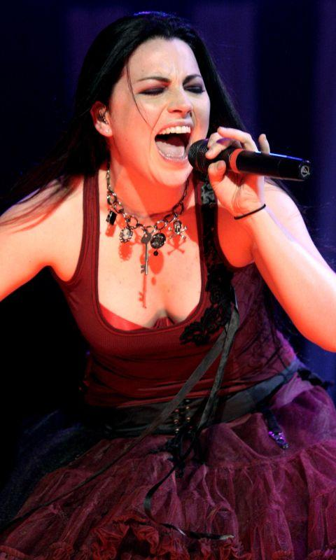 Evanescence HD LWP Full - screenshot