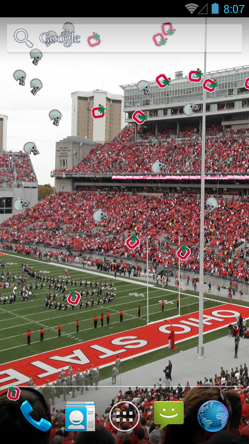 Buckeye Football Live WP- screenshot